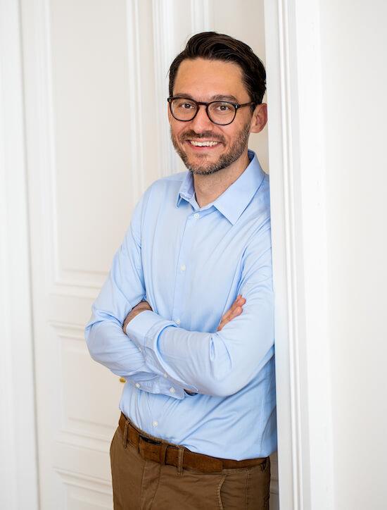 Dr. Michael Stingl, Neurologe, Facharzt für Neurologie, Nervenleitgeschwindigkeit, PUC Team, PUC Wien, Nervenultraschall
