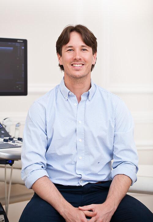 Dr. Pivec, Dr. Christopher Pivec,Radiologe, Spezialist für Nervenschmerzen, Sportarzt, Nervenultraschall
