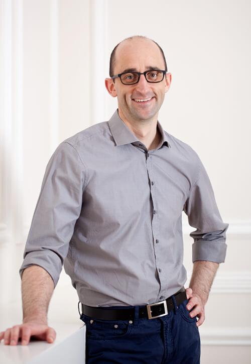 Dr. Georg Riegler - Facharzt für Radiologie